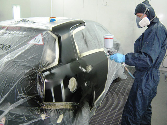 Кузовной ремонт Мытищи, покраска авто в Мытищах